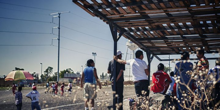Arquitectura social y su desarrollo en México