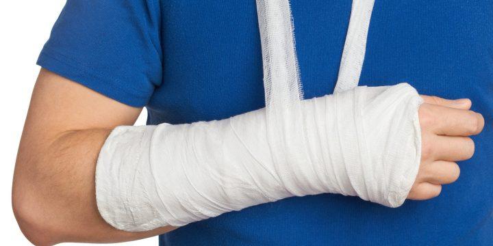 ¿Qué debo hacer en caso de una fractura?